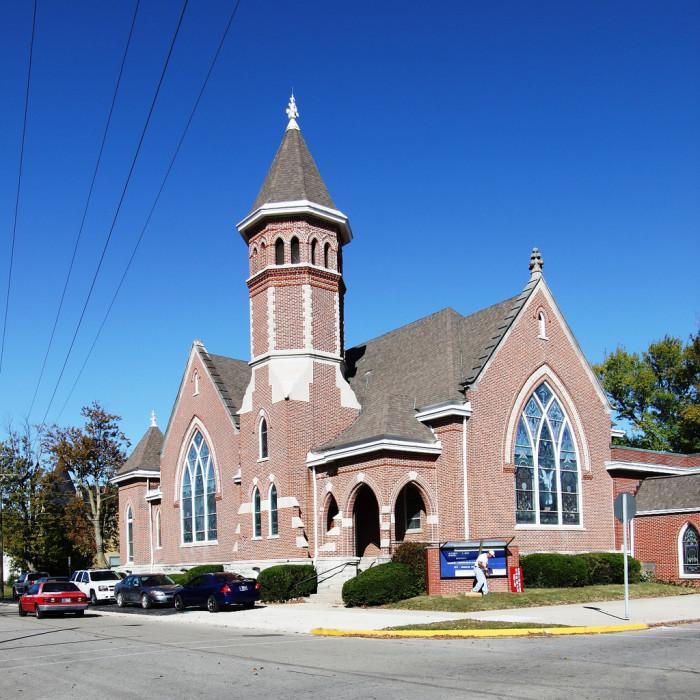 8. First Presbyterian Church