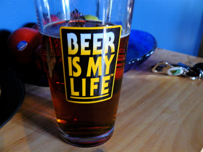 8. They will always be able to show you up when it comes to craft beer.