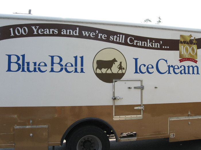 5) Not liking Blue Bell