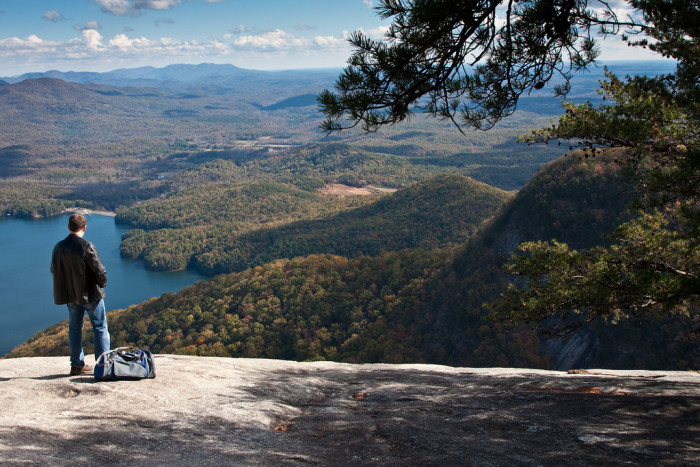 1. Table Rock Trail, Pickens