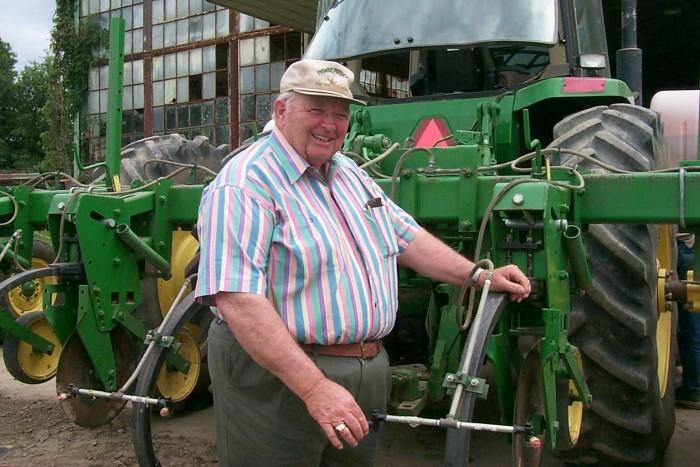 5. The Farmer