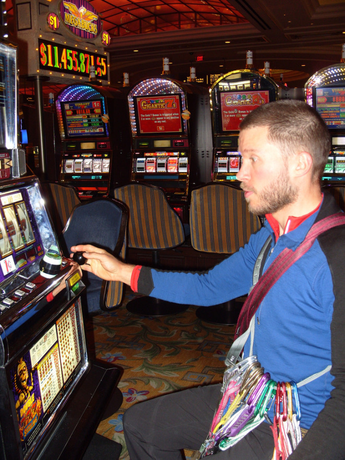 13. Not everyone from Nevada gambles.