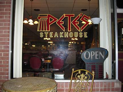 7. Pete's Steakhouse (Atchison)