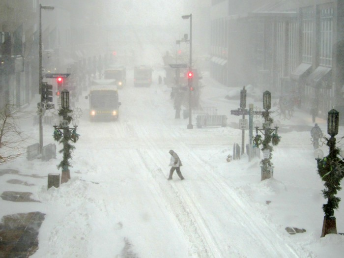 13. You can't complain about the cold. They've always been through worse.