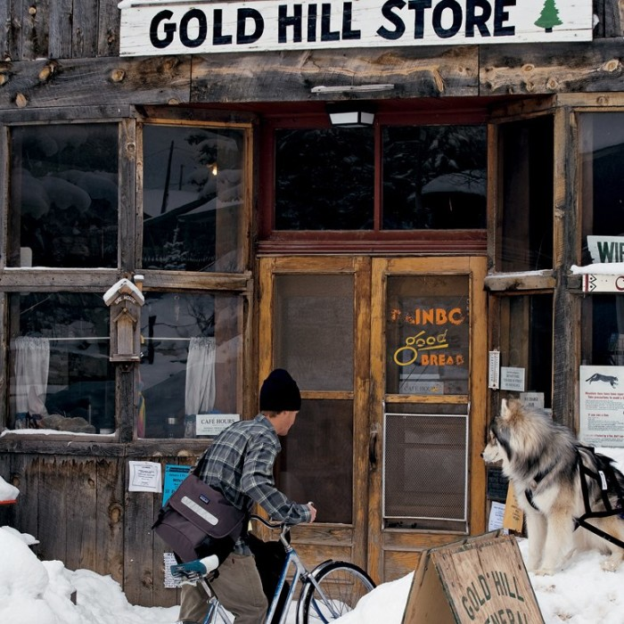 4. Gold Hill General Store and Cafe