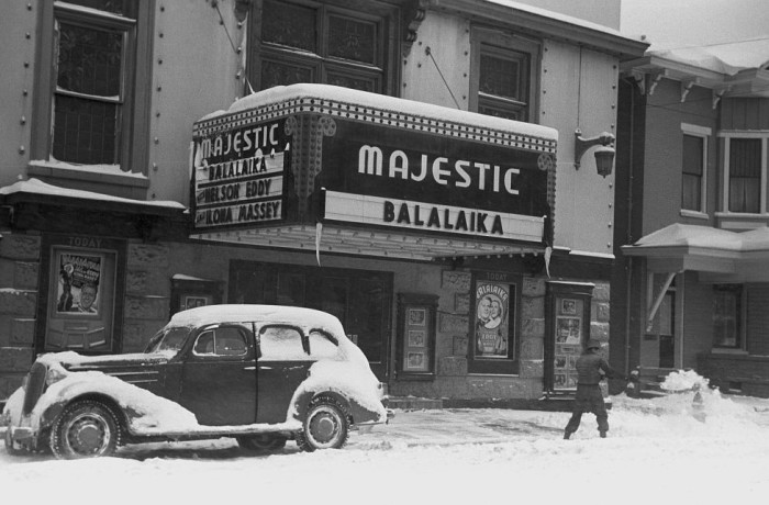 6) Majestic Theatre (Chillicothe)