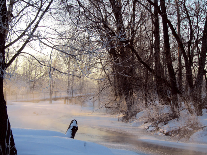 5) Winter strangely is your S.O.'s favorite season.