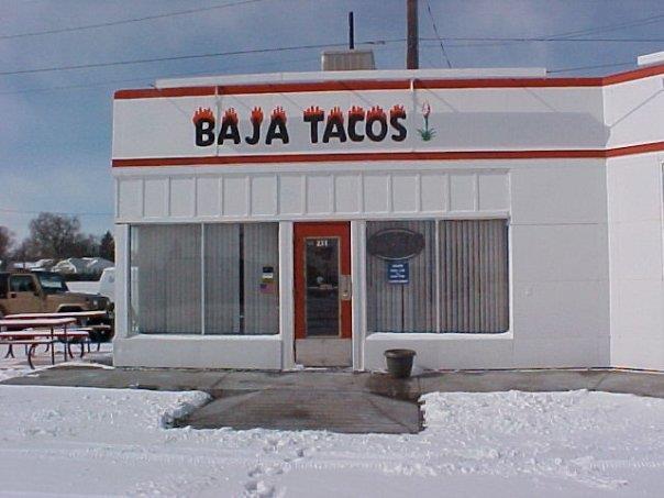 6.) Baja Tacos (Sterling)