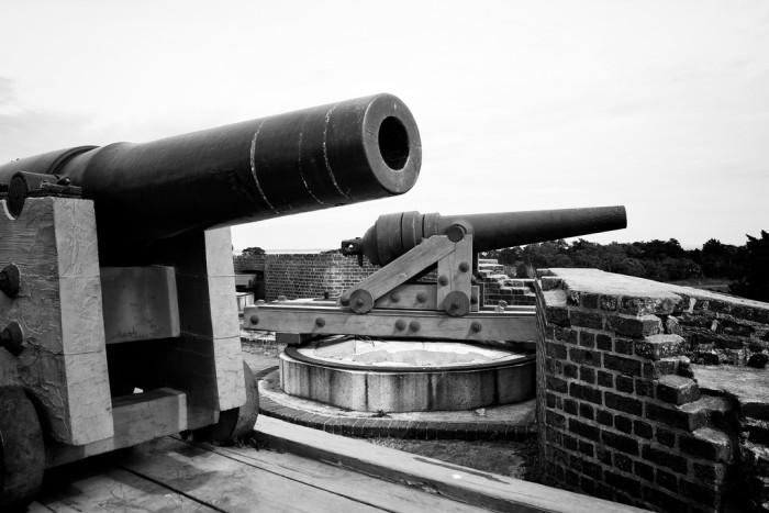8) Fort Pulaski- Savannah, GA 31410