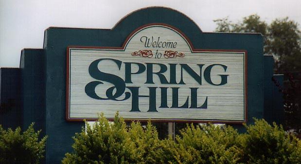 2. Spring Hill
