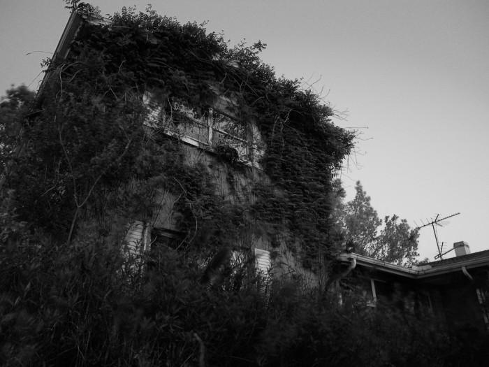 Old Farm House North Florida Stock Image