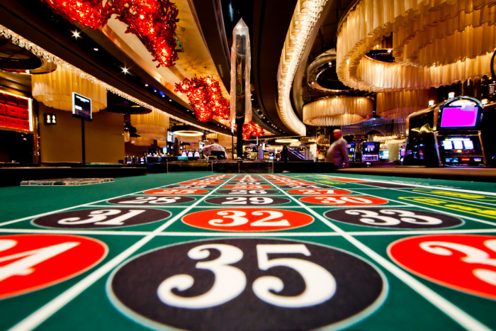 12. You can take a walk on the wild side and see what the Big M Casino has in store for you. You just might win big!