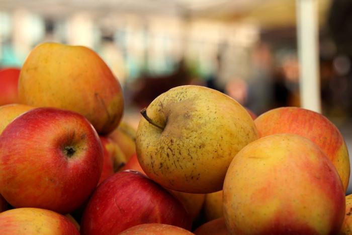 6) New Harmony Apple Fest