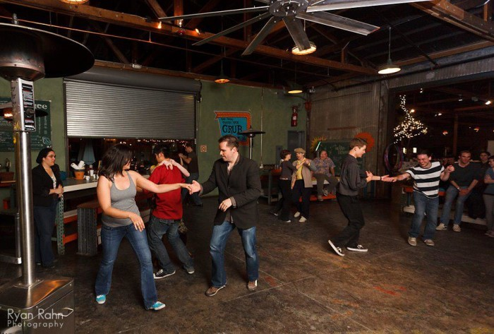 10. Learn to swing dance at the Duce in downtown Phoenix.