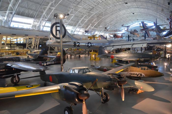 9) Alaska Museum of Aviation