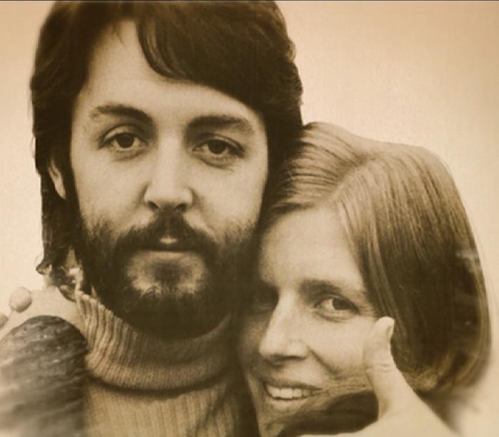8. Linda McCartney, 1998