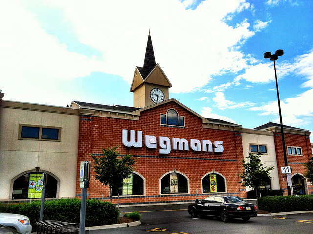 7. Teen runs out of Wegmans with $300 worth of booze.