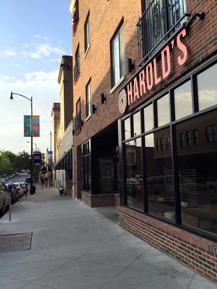 6. Harold's Donuts, Columbia