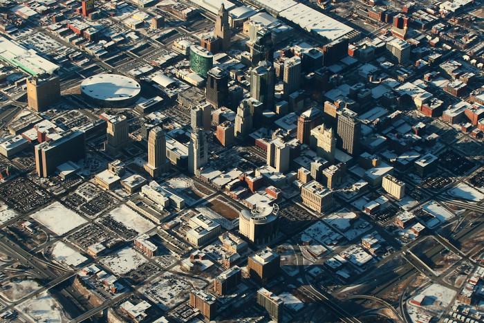 6. Kansas City
