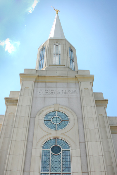 6. St. Louis Missouri Temple