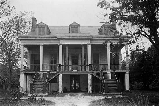 6. The Longfellow House (a.k.a. Bellevue), Pascagoula