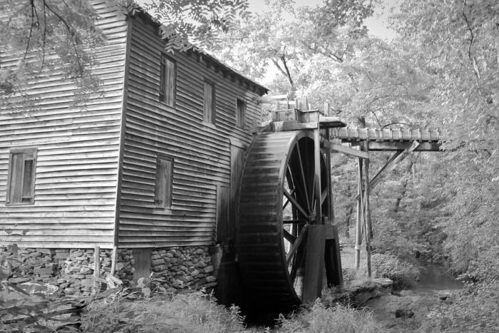 11. Hagood Mill News, Pickens