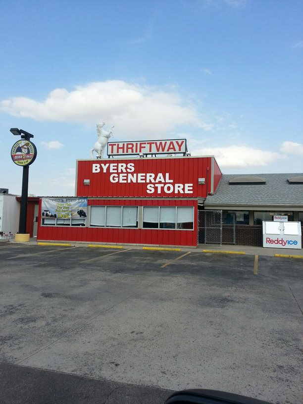 1. Byers General Store