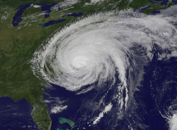 11. We have survived more hurricanes than we care to think about.