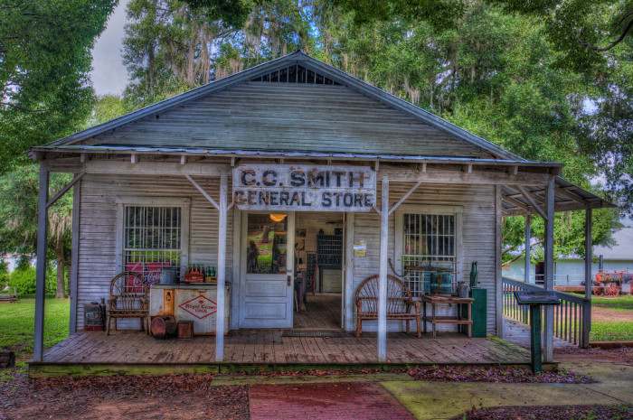 2. C.C. Smith General Store