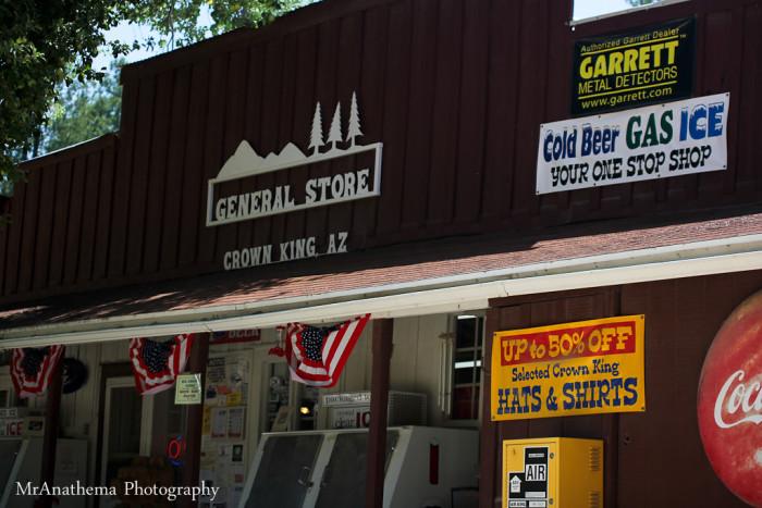 3. Crown King General Store, Crown King