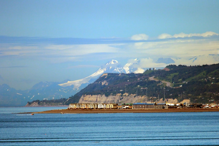 3) The Homer Spit