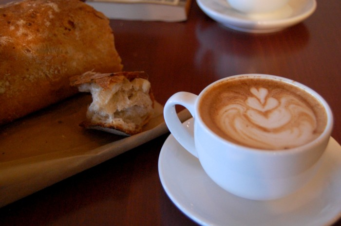 12. Try a local hangout for some clever inspiration like Rustica Bakery. The great pastries and coffee will definitely get your creative mind going.