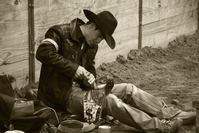 6. The Cowboy