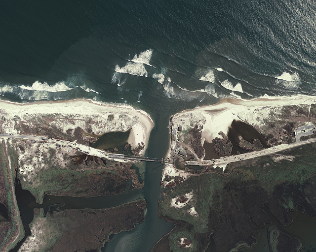 9. Pea Island Breach