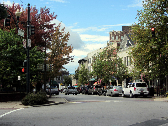 6. Asheville
