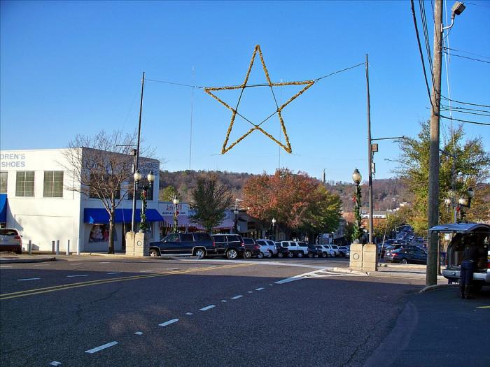 6. Homewood, AL - Population 25,123