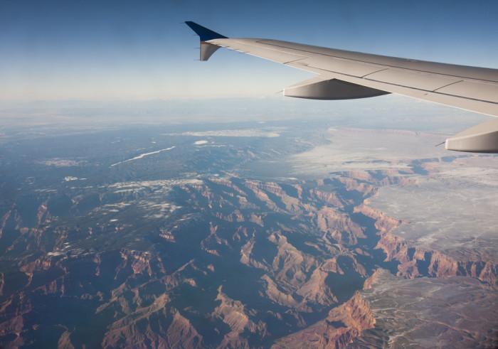 1. Grand Canyon Collision (1956)