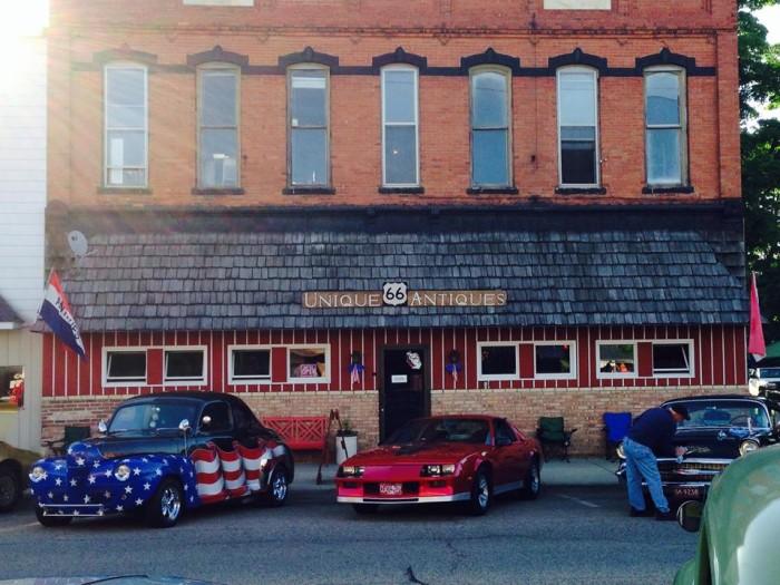 9) 66 Unique Antiques, Nashville