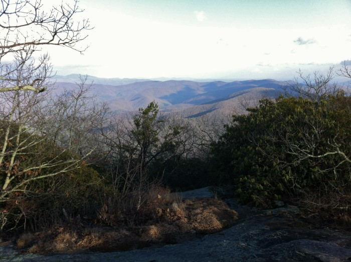 1. Blood Mountain Trail