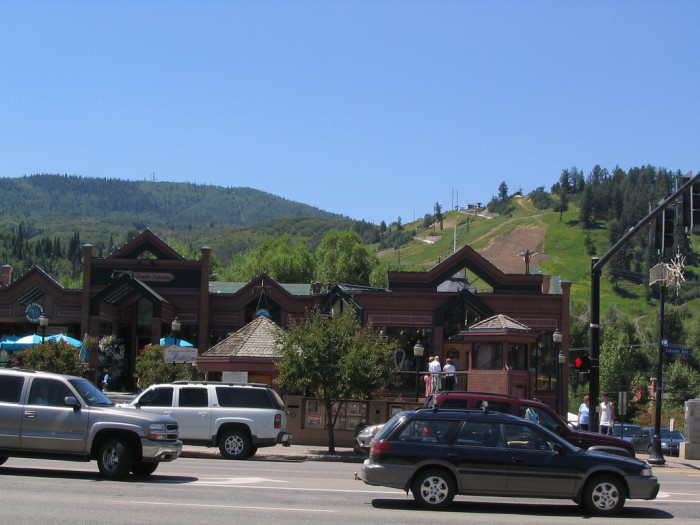 5.) Safest Mountain Town -- Steamboat Springs (Population: 12,008)