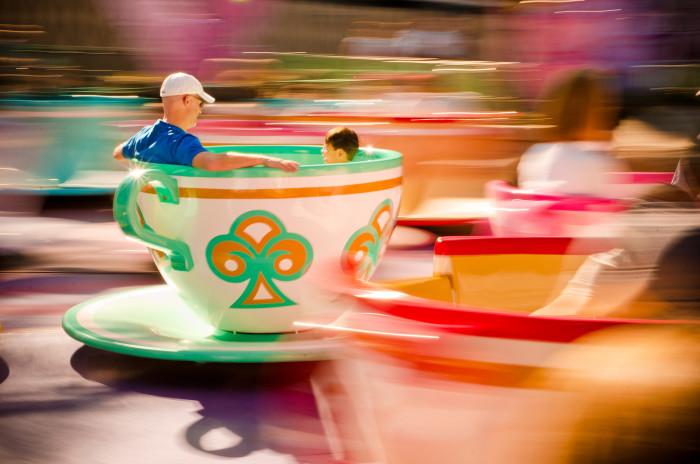 8. The First Disney Trip