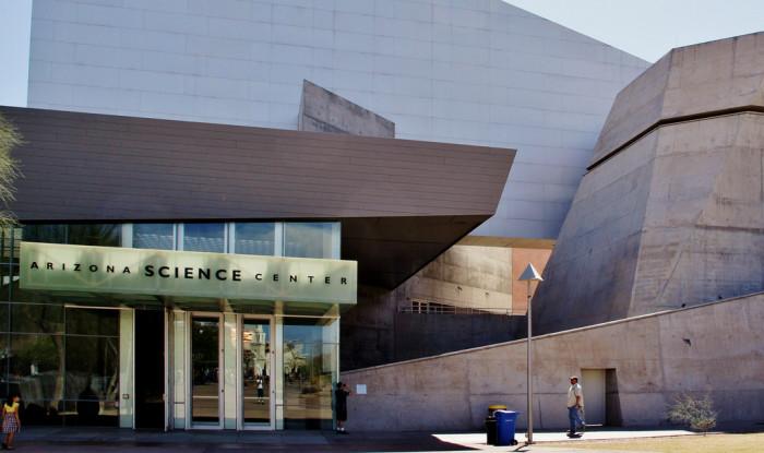 1. Visit a museum!