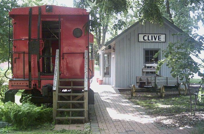 6. Clive