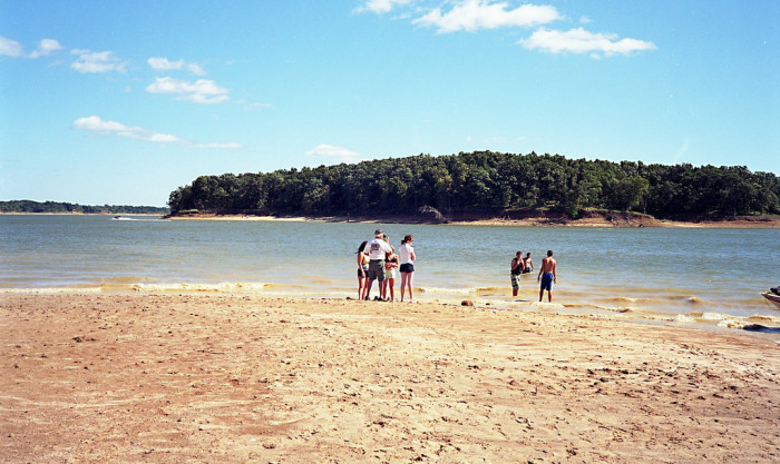 6. Rathbun Lake, Honey Creek Resort State Park