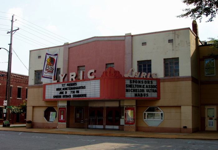7. Lyric Theater, Tupelo