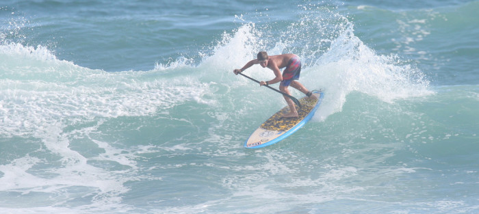 7) Surfing – and all kinds of water sports.