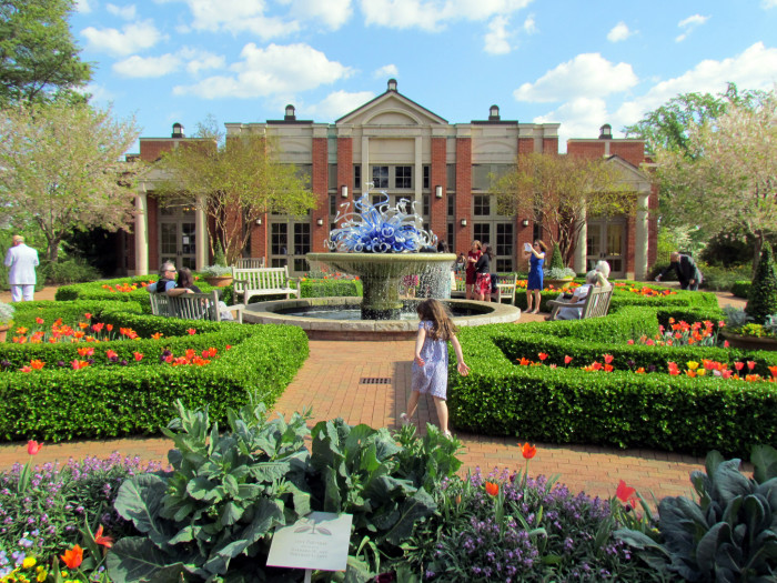 Georgia Garden: The Most 8 Beautiful Gardens In Georgia