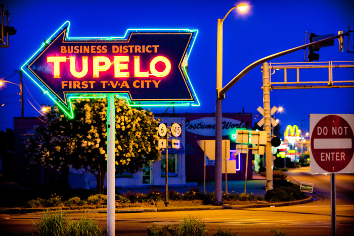 7. Tupelo