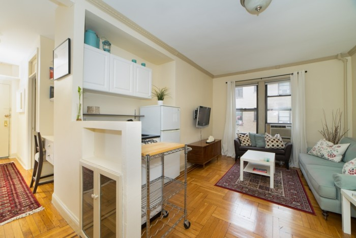 7. Would you pay $799,000 for this 1-bed, 1-bath apartment in West Village? Probably not...