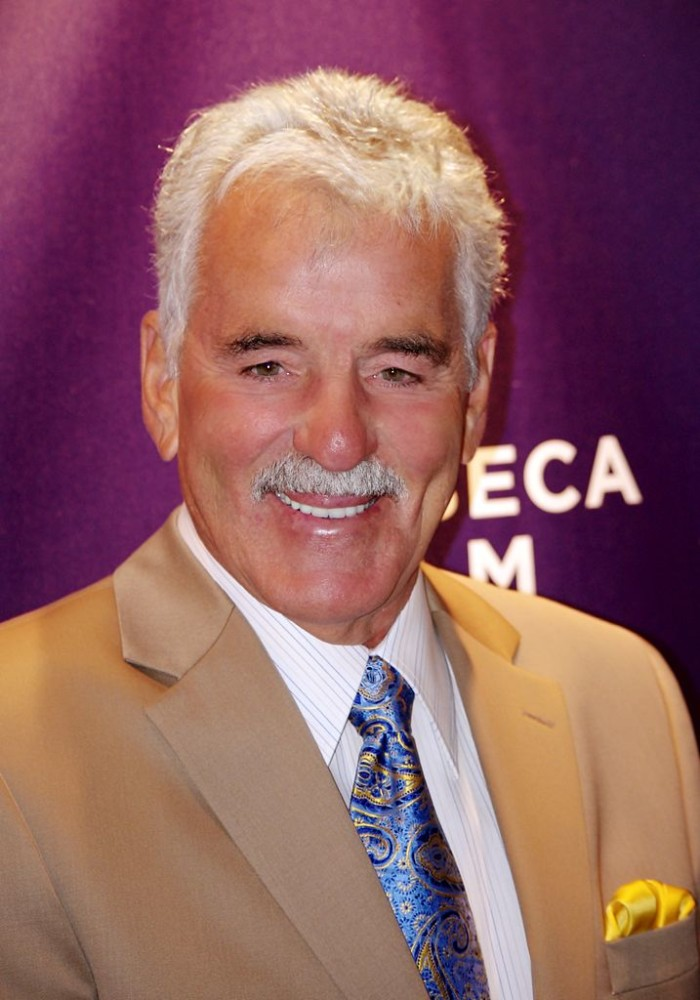 11. Dennis Farina, 2013